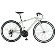 V330-AL-420-ホワイト [クロスバイク]