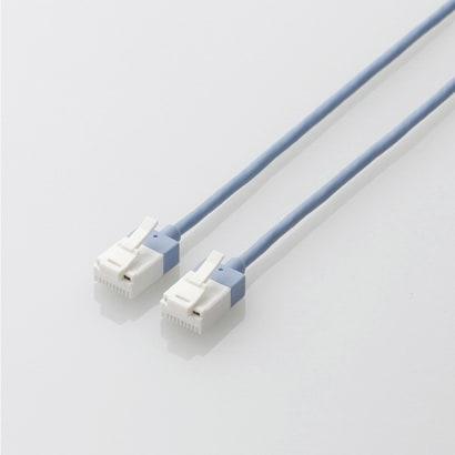 LD-GPASST/BU30 [LANケーブル CAT6A スーパースリム 爪折れ防止 ヨリ線 3.0m ブルー]