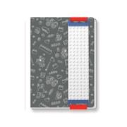 37516 [LEGO バインダーノート グレー]
