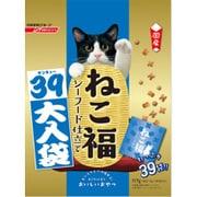 猫用 ねこ福 39大入り袋 シーフード仕立て [117g(3g×39袋)]