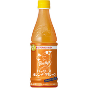 バヤリースオレンジクラッシック PET 430ml×24本 [果実果汁飲料]