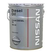 NISSAN クリーンディーゼルオイル 20L [5W-30 鉱物油]