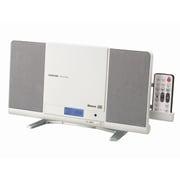 SDB-4339/W [ステレオCDシステム Bluetooth対応 ワイドFM対応 ホワイト]