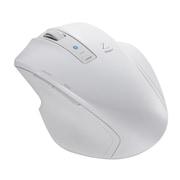 MUS-BKF131W [BlueLED Bluetoothマウス Z 5ボタン Mサイズ ホワイト]