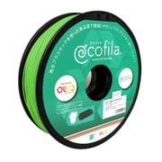 ECF-PS175-GN [エコ・フィラ 3Dプリンター用 リサイクルフィラメント 緑]