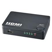 AV-S04S-K [HDMIセレクター 4ポート 黒]