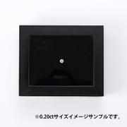 G-SI2-G [天然ダイヤモンドルース ラウンドブリリアントカット 0.20ctup 鑑定書付]