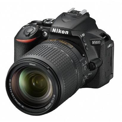 D5600 18-140 VR レンズキット [ボディ+交換レンズ「AF-S DX NIKKOR 18-140mm f/3.5-5.6G ED VR」]