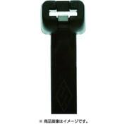 MET.3.2111R [メット ステンレスツメイリケーブルタイクロ 3.5mm×200mm 最大結束55mm]