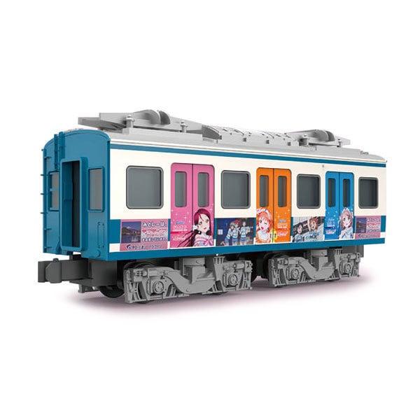 15336 [Bトレイン 伊豆箱根鉄道3000系 「ラブライブ!サンシャイン!!」 ラッピング電車 3502号車]