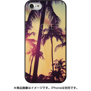 ウッドケース iPhone 7用 WOOD UV Seacret Oasis
