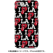 ハードケース iP7 FLAKE LONE LA-BLK [iPhone 7 ケース]