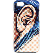 ハードケース iP7 Comic veil Sideburn dot [iPhone 7 ケース]