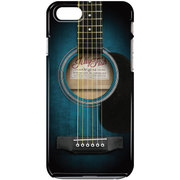 ハードケース iP7 Music Guitar BL [iPhone 7 ケース]