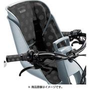 FBIK-K(B403560KDG)bikkeフロントチャイルドシートクッション ドットブラック