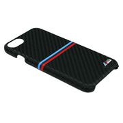 BMHCP7MSSCA [iPhone 7 対応 BMW カーボン調レザーケース]