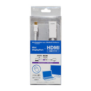 DPA-2KHD/WH [miniDisplay-HDMIアダプタ 2Kタイプ ホワイト]