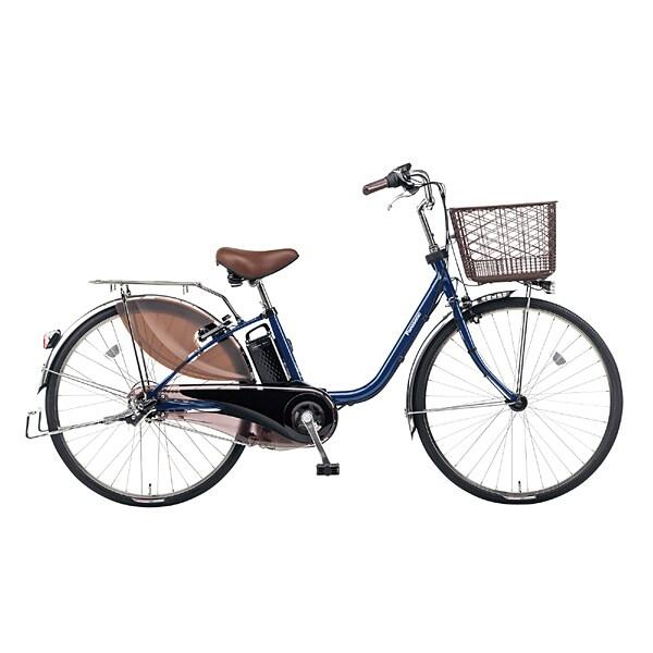 BE-ELD633V [電動アシスト自転車 ビビ・DX 26型 16Ah 内装3段変速 USブルー 2017年モデル]