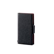 AVA-N16PLFUBK [iPod nano 2012/2013/2015 ウルトラスリムソフトレザーカバー ブラック]