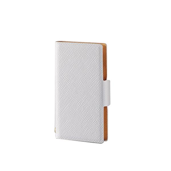 AVA-N16PLFUWH [iPod nano 2012/2013/2015 ウルトラスリムソフトレザーカバー ホワイト]