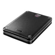 HDPD-SUTB500 [USB 3.0/2.0対応 ハードウェア暗号化&パスワードロック対応耐衝撃ポータブルHDD 500GB]