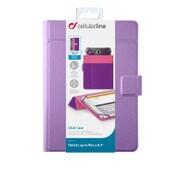 CLICKCASETAB84V [汎用タブレットケース(8.4インチまで)紫]
