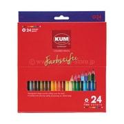 KM162 [KUM 色鉛筆 24色]