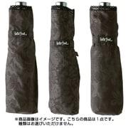 OPH-3F50-SH [折りたたみ傘 晴雨兼用 オパール花柄折]