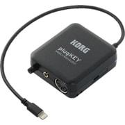 PLUGKEY-BK [plugKEY MOBILE MIDI/AUDIO iPhone/iPad/iPod対応 ブラック]
