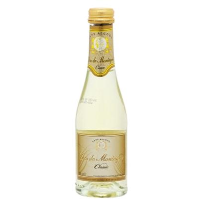 デュク・ドゥ・モンターニュ・ミニ ノンアルコール・スパークリング・ワイン (白) 200ml [アルコールテイスト飲料]