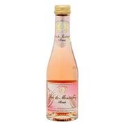 デュク・ドゥ・モンターニュ・ロゼ・ミニ ノンアルコール・スパークリング・ワイン 200ml [アルコールテイスト飲料]