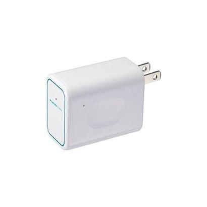 MZK-DP150N [ちびファイ3 11n/g/b対応 コンセント直挿型 トラベル無線LANルーター]