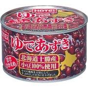 ゆであずき 北海道産 [缶詰]