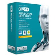 ESET パーソナル セキュリティ 1年版 [Windows/Mac/Androidソフト 1台]