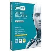 ESET オフィス セキュリティ 1PC+1モバイル [ウィルス対策ソフト]
