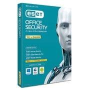ESET オフィス セキュリティ 5PC+5モバイル [ウィルス対策ソフト]