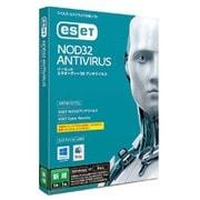 ESET NOD32アンチウイルス Windows/Mac対応 [ウィルス対策ソフト]