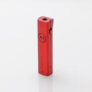 LBT-C/PAR02AVRD [マイク搭載 Bluetooth レシーバー レッド]