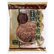 古代米煎餅 14枚 [せんべい]