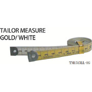 TM1515LL0G [テーラーメジャー1.5m 0点 白/ゴールド]