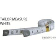 TM1515WLSW [テーラーメジャー1.5m 余白有 白/白]