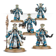 THOUSAND SONS SCARAB OCCULT TERMINATORS [WARHAMMER 40,000]