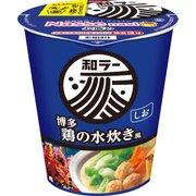 サッポロ一番 和ラー 博多 鶏の水炊き風 75g [カップラーメン]