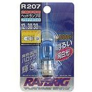 R207 [二輪車用 ハイパープラチナホワイト 4.000K]