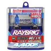RA82 [レイブリック ホワイトブラスター HB3 4900K(車検対応)]