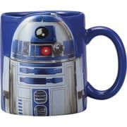 スターウォーズ 半立体 マグカップ R2-D2 [キャラクターグッズ]