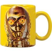 スターウォーズ 半立体 マグカップ C-3PO [キャラクターグッズ]