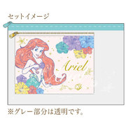 S8724920 [フラットケースセット DC Floral colors アリエル]