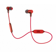 JBL E25BT RED [Bluetooth ワイヤレス カナルイヤホン レッド]