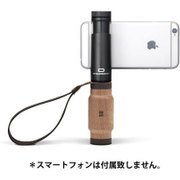 Shoulderpod S2 - THE HANDLE GRIP - [プロフェッショナル スマートフォン用ウッドハンドルグリップ]